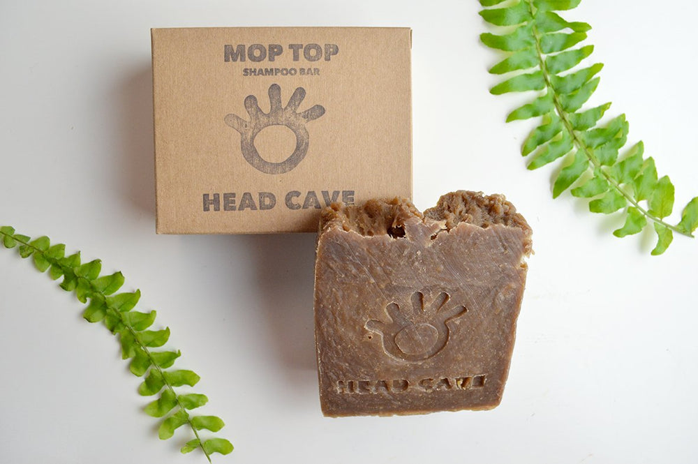 Headcave Mop Top Shampoo Bar by Primal Suds
