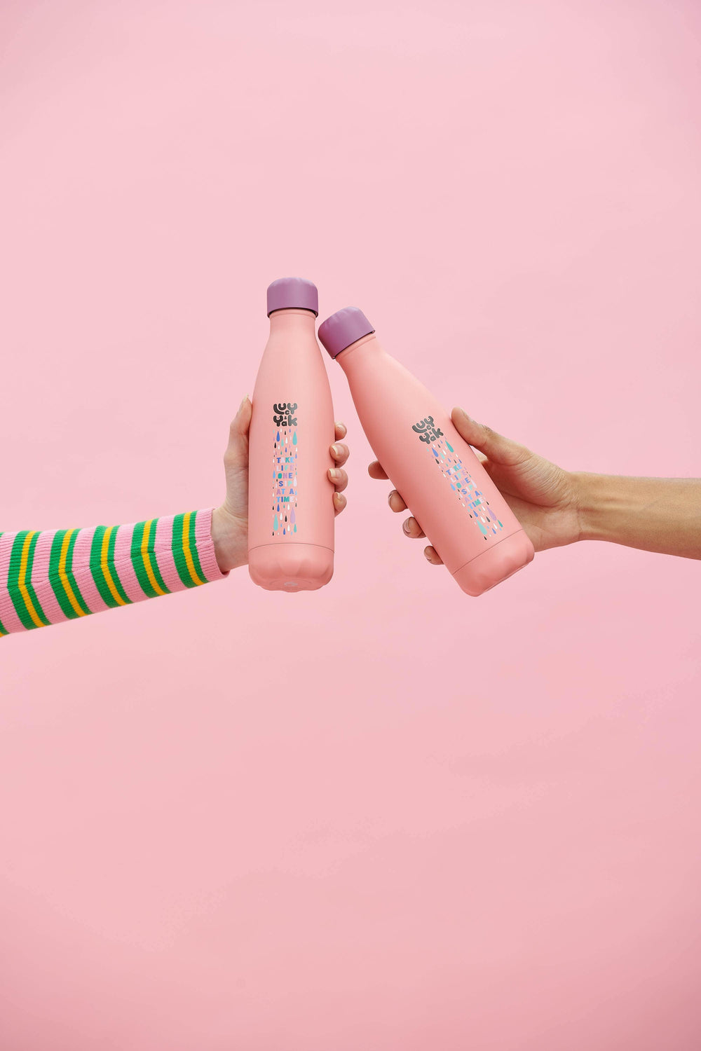 Lucy & Yak accessories S'well Take Life One Sip At A Time Water Bottle (Correct Price Needs Adding)
