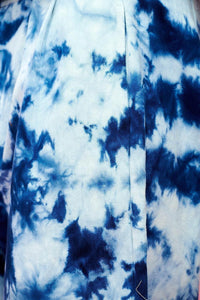 Lucy & Yak jeans Addison Jeans In Midnight Blue Tie Dye
