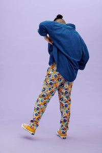 Lucy & Yak trousers Camden Trousers In Floral Print