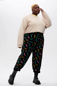 Lucy & Yak trousers Alexa Trousers In Chad Print