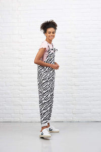'Zebra' Limited Edition Dungarees