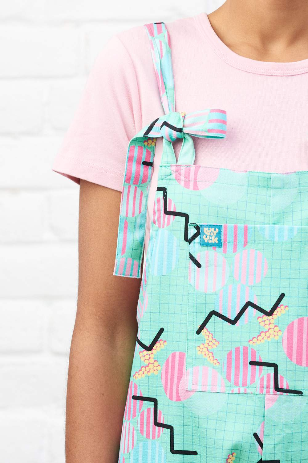 'Kapeesh' Limited Edition Artist collaboration Dungarees