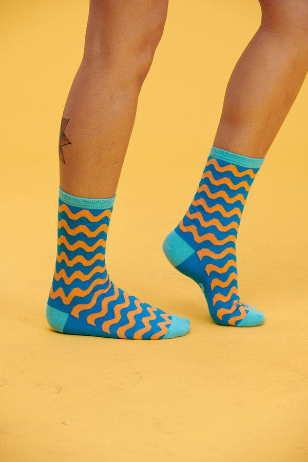 Lucy & Yak Socks Caleb Organic Cotton Socks
