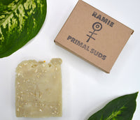 White Ramie Soap by Primal Suds