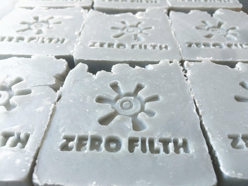 Zero Filth Bare Coconuts Soap by Primal Suds