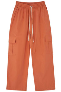 Lucy & Yak trousers Sundaze Collection Matchu Cargo Parts In Dusted Clay