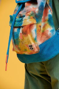 Lucy & Yak Bag Finley Backpack in Tie Dye