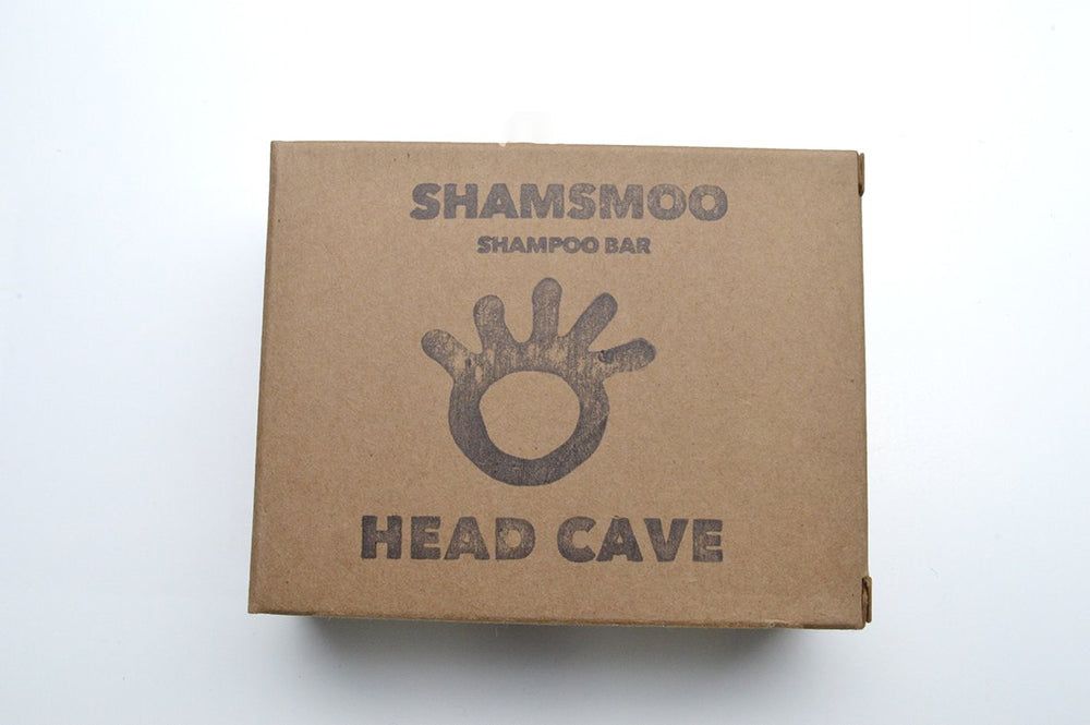 Headcave Shamsmoo Shampoo Bar by Primal Suds