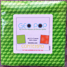 "Geo Pop 5"" Charm Pack by Benartex"
