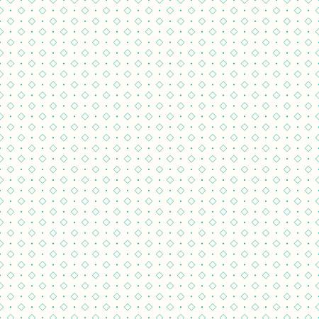 Turquoise/White Triangles Bee Backgrounds by Riley Blake Fabric 100% cotton