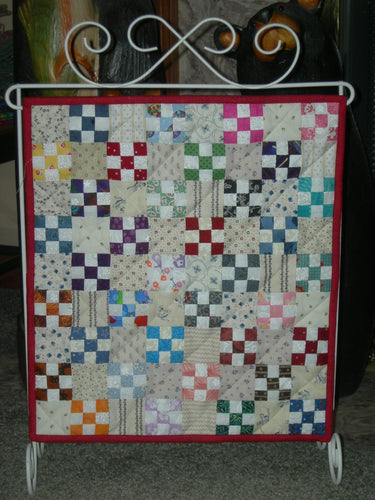 Mini Willie Nilly Quilt