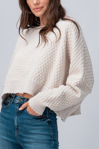 McCall Sweater (ivory)