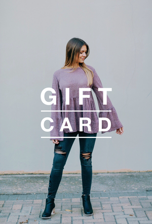 Brickwood Gift Card
