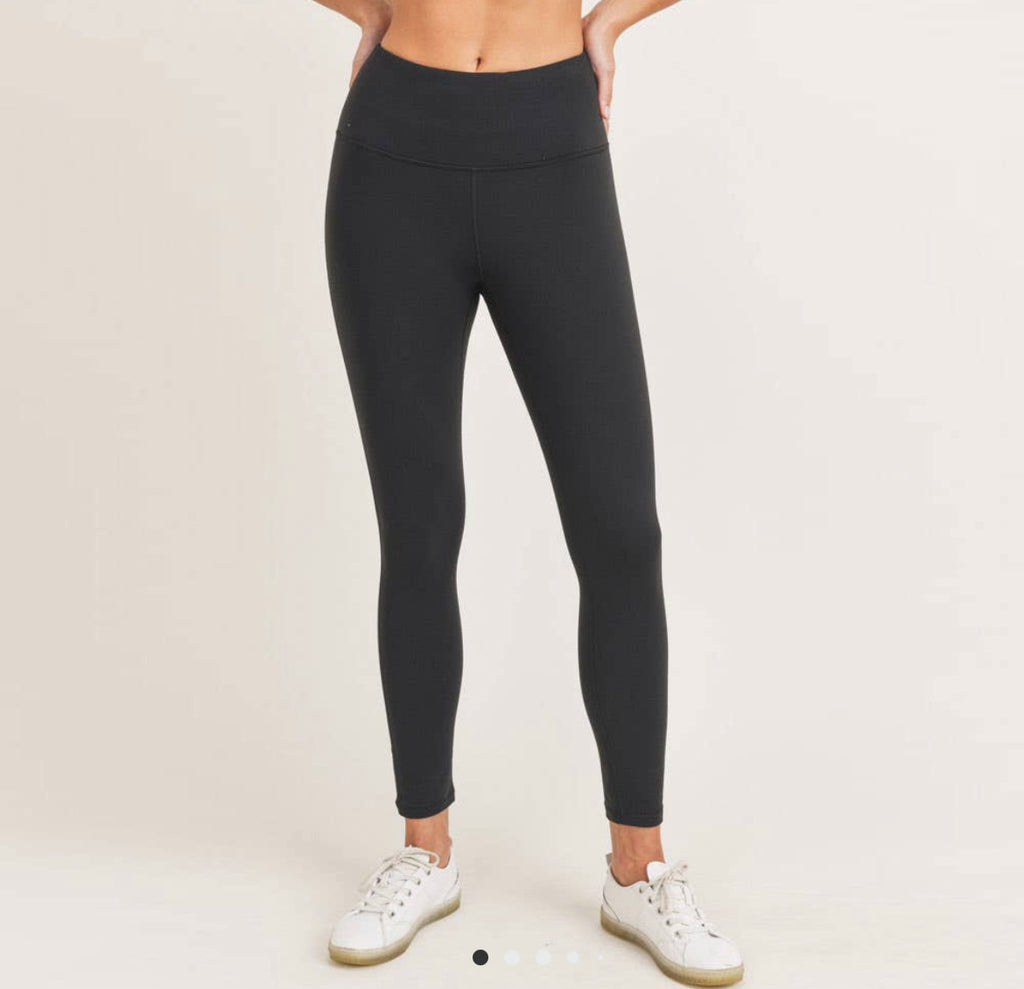 Thermal High Waisted Leggings