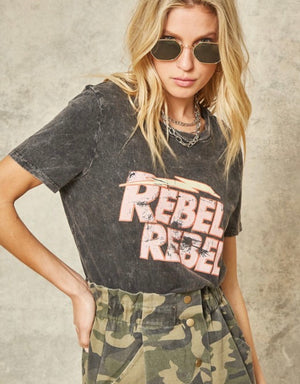 Graphic Tee (Rebel)