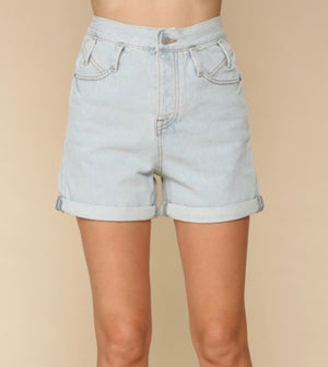 Marla Mom Shorts