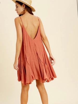 Waverly Swing Dress