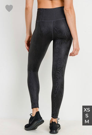 Snake Foil Leggings