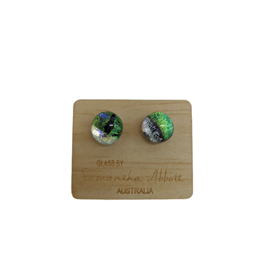 Samantha Abbott Glass Earrings