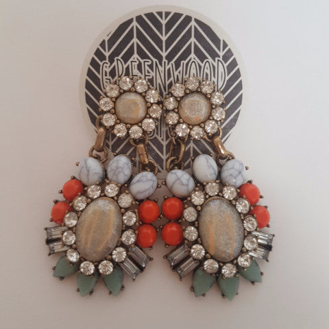 Greenwood Designs Bling Earrings