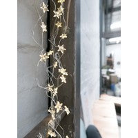 String Lights Star Batteries