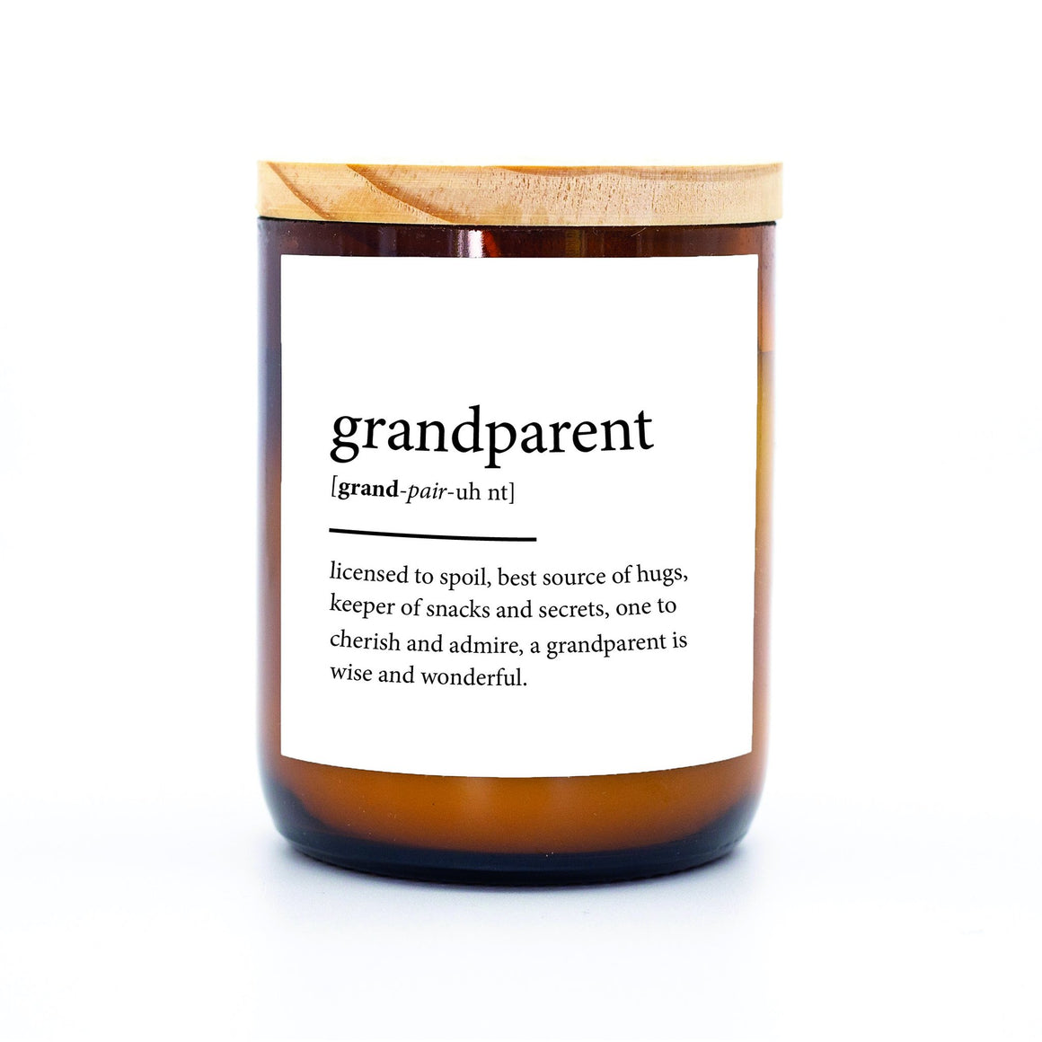 The Commonfolk Traders - Grandparent Candle