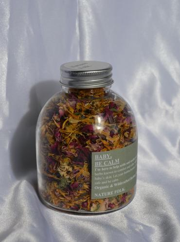 Herbal Bath Soak - Baby, Be Calm