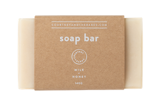 Courtney & The Babes Soap Bar