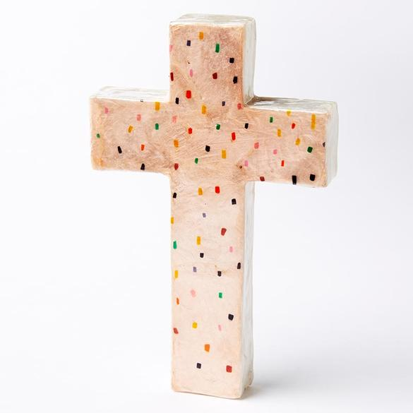 Fairy Bread Cross