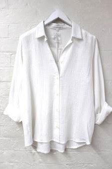 Sofie Shirt - White
