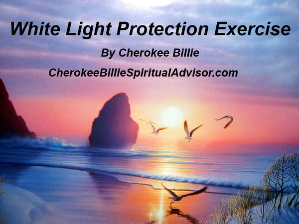 White Light Protection Exercise