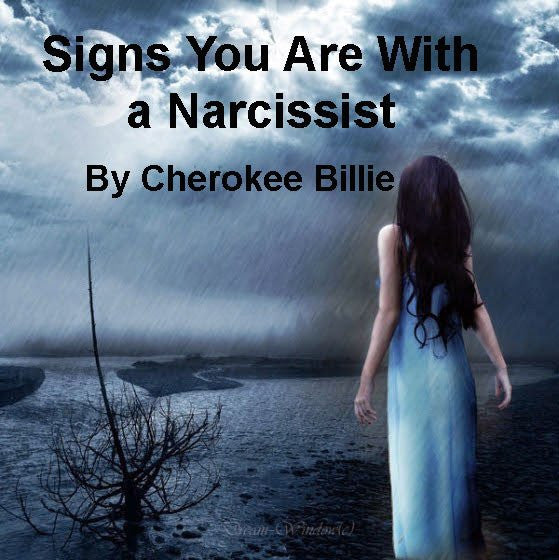 Signs You Are With a Narcissist