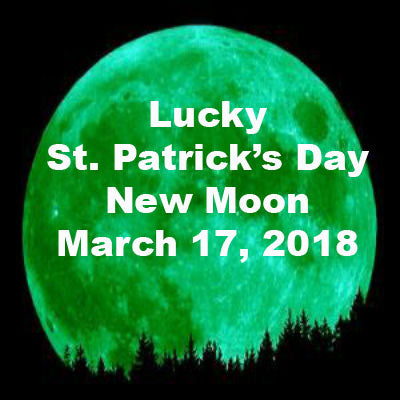 New Moon March 17, 2018