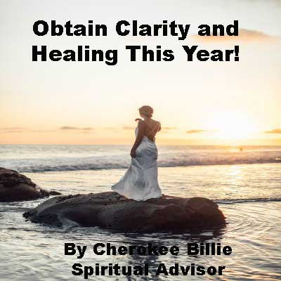 Obtain Clarity and Healing This Year!