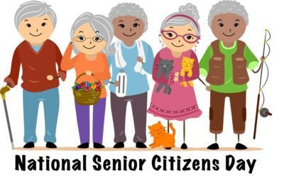 It's National Senior Citizens Day!