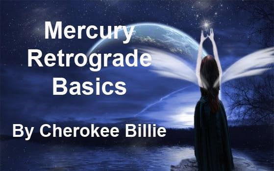Mercury Retrograde - Dec. 19, 2016-Jan. 8, 2017
