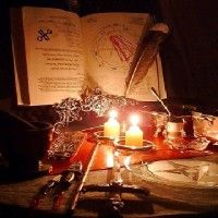 Elements to work with on the October Full Moon