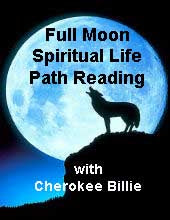Full Moon Psychic Reading