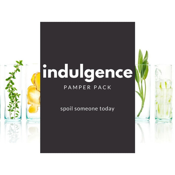 Aroma Indulgence Pamper Pack-bundle-Charcoal+Oil