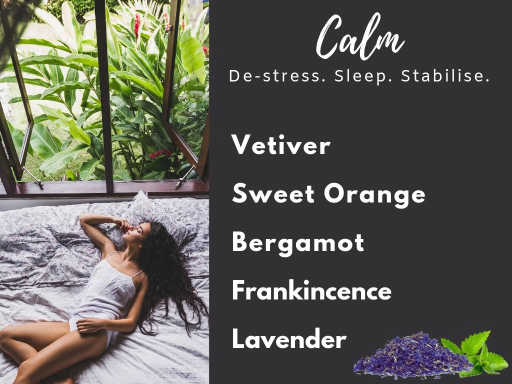 Calm- Essential Oil Collection
