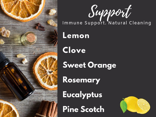 Support- Essential Oil Collection