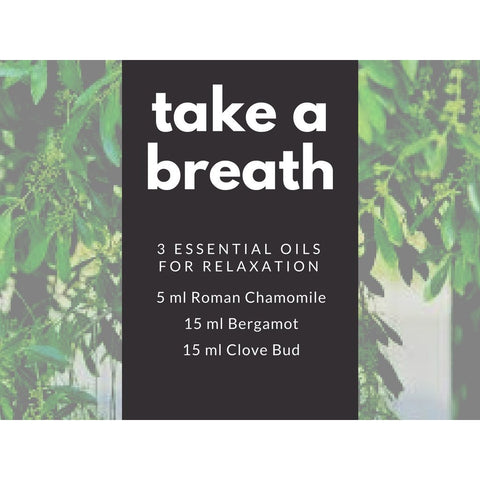 Take a Breath-essential oil-Charcoal+Oil