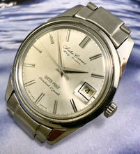 RUGGED~1964 SEIKO CRONOS SELF DATER WATER PROOF