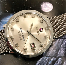 SPACEAGE~LATE 60s RADO COSMO TRAVEL V202~SERVICED