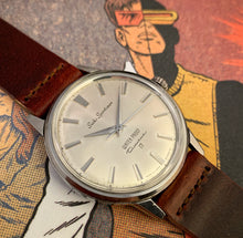 MELLOW~1964 SEIKO SPORTSMAN WATERPROOF 66A MANUAL WINDER