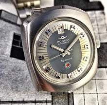 FLASHY~LATE 60s MONDIA TOP-SECONDS AUTOMATIC