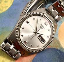 CLEAN~AUGUST 1967 SEIKO 5 AUTOMATIC 5126-8030