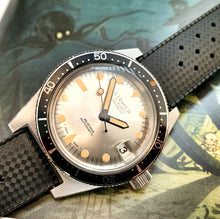NEAR MINT~LATE 60s LIDHER 20ATM SKIN-DIVER