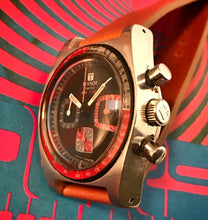 LOUD~EARLY 70s TISSOT PR516 LEMANIA 873 CHRONOGRAPH